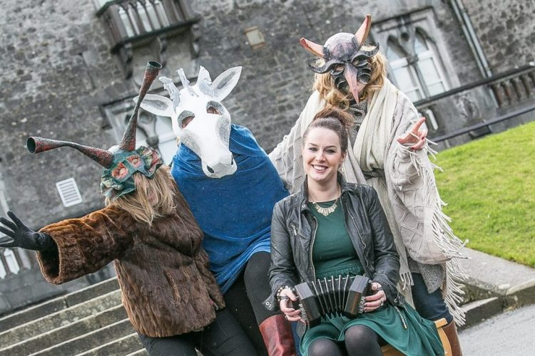 Kilkenny is the festival pulse of Ireland, with Kilkenny Tradfest kick-starting the festival season over St. Patrick